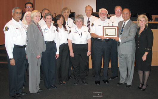 Photo of Milpitas Citizen Volunteers