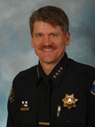 Photo of Chief Graham