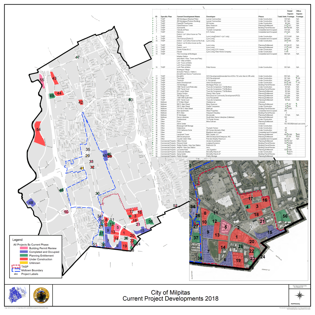 Maps | City of Milpitas