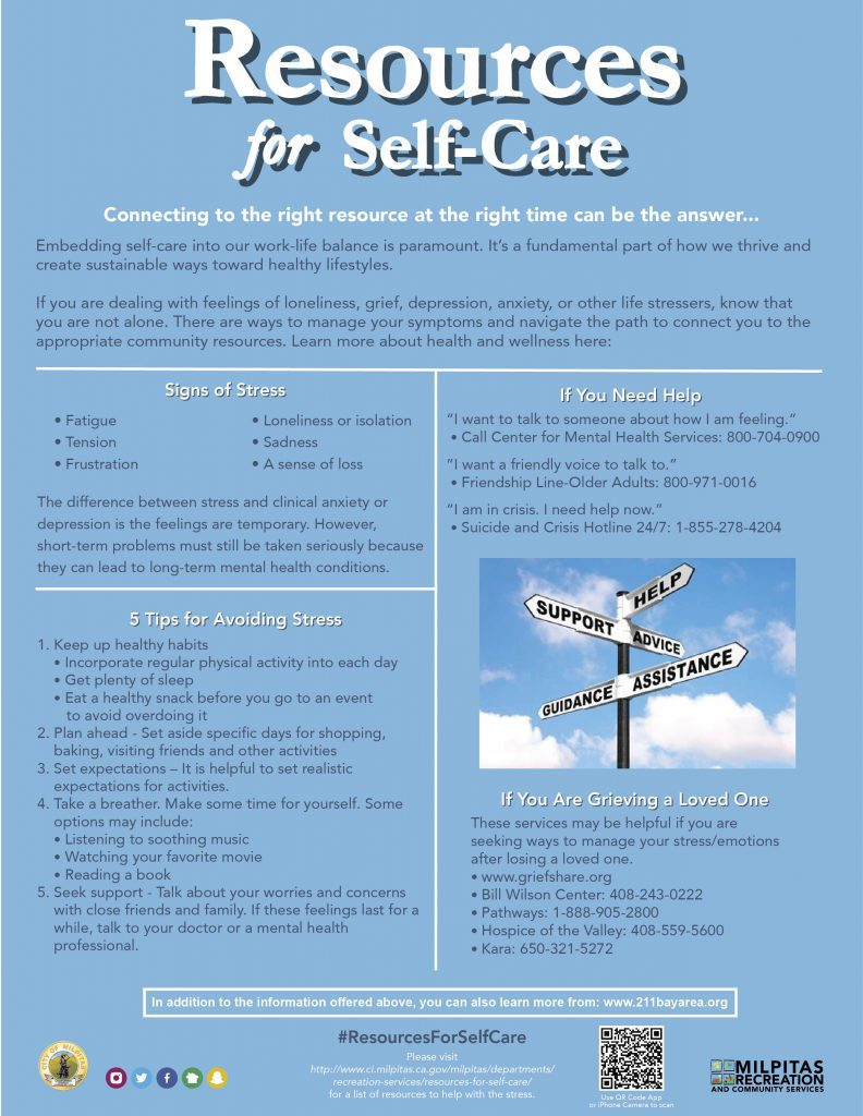 Navigating A Mental HealthCrisis Extra Quality Resources-of-Self-Care-8.5x11-3-792x1024