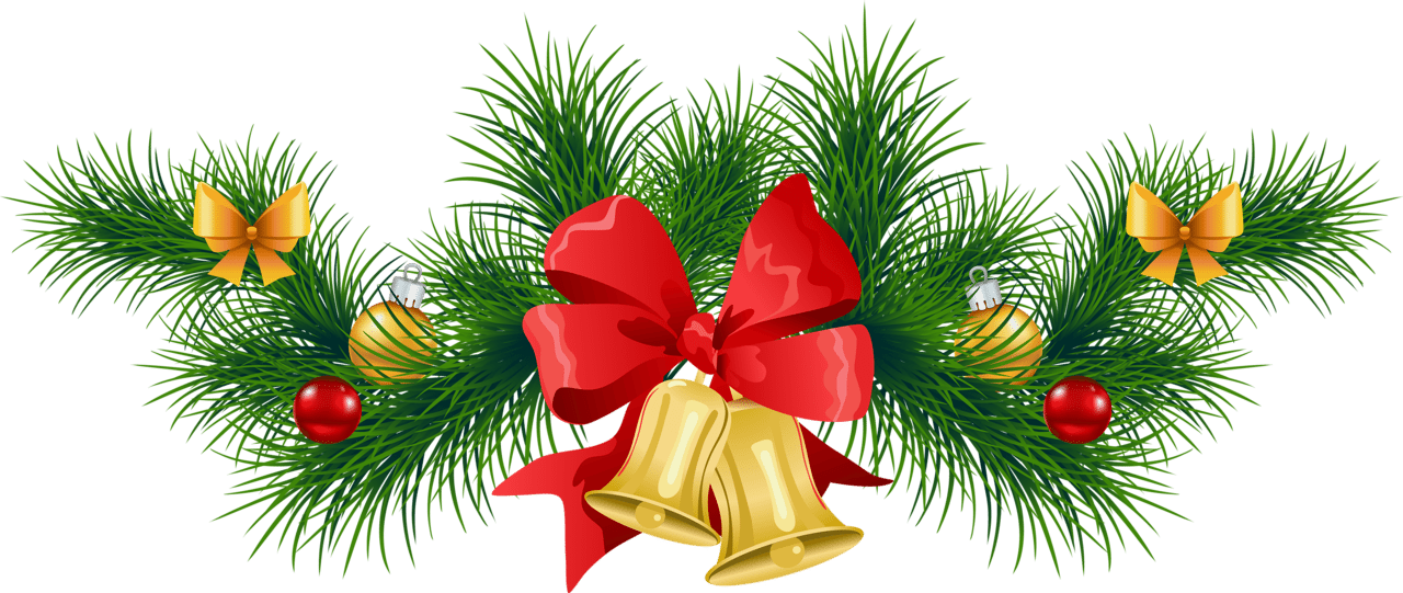 Christmas-baubles-and-bells-transparent-background